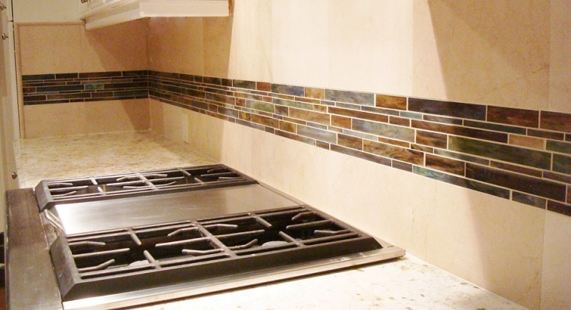 Contemporary Backsplash Accent2 SM