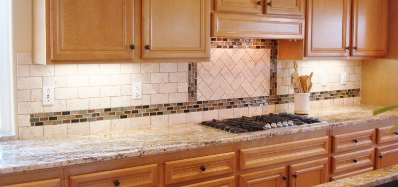 Framed Backsplash SM